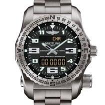 Breitling Emergency new 2021 Quartz Chronograph Watch with original box and original papers E76325I1/BC02/159E