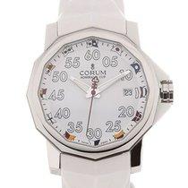 Corum Admiral's Cup Competition 40 nuevo 2021 Automático Reloj con estuche y documentos originales 082.961.20/F379 AA12