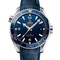 Omega Seamaster Planet Ocean Acero 43.5mm Azul Arábigos España
