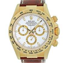 Rolex 116518 Or jaune 2003 Daytona 40mm occasion