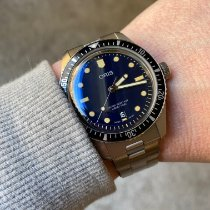 Oris Divers Sixty Five Steel 40mm Blue No numerals United States of America, Illinois, Crystal Lake