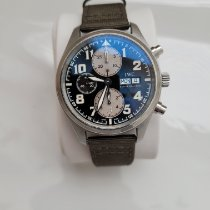 IWC IW371709 Steel 2006 Pilot Chronograph pre-owned United States of America, Nevada, Henderson, NV