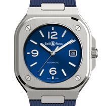 Bell & Ross BR 05 Steel 40mm Blue Arabic numerals United States of America, Illinois, Buffalo Grove