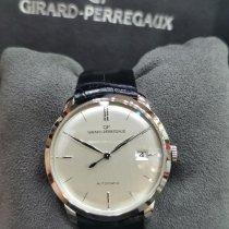 Girard Perregaux Palladium Automatisch Zilver 38mm tweedehands 1966