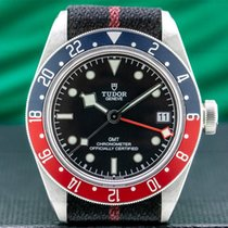 Tudor Black Bay GMT Steel 41mm Black United States of America, Massachusetts, Boston