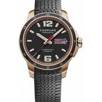 Chopard nové Automatika Luminiscenční číslice Luminscenční hodinová a minutová ručka Luminiscenční prvky 43mm Růžové zlato Safírové sklo