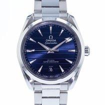 Omega Seamaster Aqua Terra Steel 38mm Blue No numerals United States of America, Florida, Hollywood