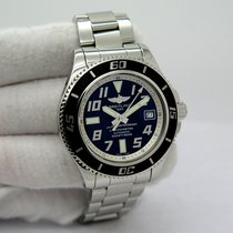Breitling Superocean 42 Steel 42mm Black Arabic numerals United States of America, Florida, Orlando