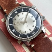 Sandoz Steel Automatic Sandoz Diver pre-owned United States of America, New York, New York