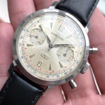 Wakmann Steel Manual winding Wittnauer Chronograph pre-owned United States of America, New York, New York