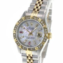 Rolex Lady-Datejust Gold/Steel 26mm White No numerals United States of America, California, Sherman Oaks
