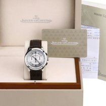 Jaeger-LeCoultre Master Chronograph Acero 40mm Plata