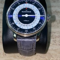 Meistersinger new Automatic 43mm Steel Sapphire crystal