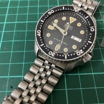 Seiko Steel 42mm Automatic SKX007K2 pre-owned Malaysia, Klang