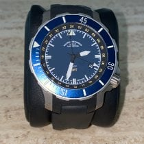 Mühle Glashütte pre-owned Automatic 45mm Blue Sapphire crystal 30 ATM