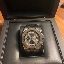 Audemars Piguet 26470ST.OO.A104CR.01 Acero 2017 Royal Oak Offshore Chronograph 42mm usados