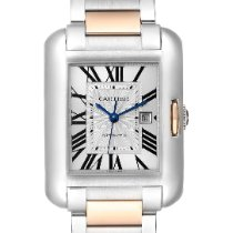 Cartier W5310007 Gold/Steel 2012 Tank Anglaise 39.2mm pre-owned United States of America, Georgia, Atlanta