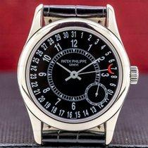 Patek Philippe Calatrava White gold 37mm Grey Arabic numerals United States of America, Massachusetts, Boston