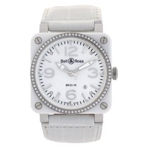 Bell & Ross BR 03-92 Steel Steel 42mm Mother of pearl Arabic numerals United States of America, Florida, Surfside