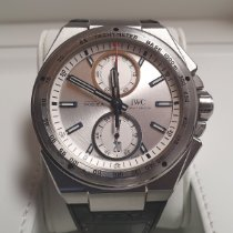 IWC Ingenieur Chronograph Racer IW378509 Very good Steel 45mm Automatic
