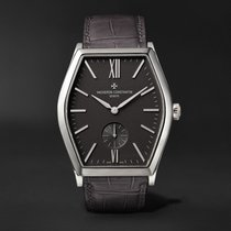 Vacheron Constantin White gold 36.7mm Manual winding 82230/000G-9185 pre-owned