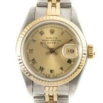 Rolex 69173 Acero y oro 1985 Lady-Datejust 26mm usados