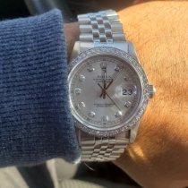Rolex Datejust Steel 36mm Silver No numerals United States of America, California, Sylmar