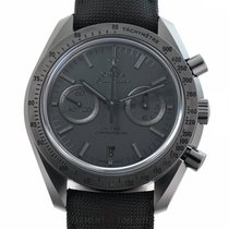 Omega Speedmaster Professional Moonwatch Ceramic 44mm Black United States of America, New York, New York