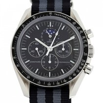 Omega 3876.50.31 Acier 2014 Speedmaster Professional Moonwatch Moonphase 42mm occasion