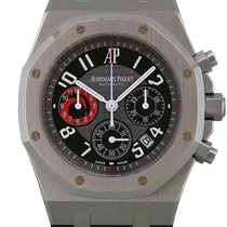 Audemars Piguet Royal Oak Chronograph 25979ST Très bon Acier 39mm Remontage automatique France, Paris