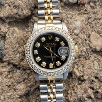 Rolex Lady-Datejust Steel 26mm Yellow No numerals United States of America, California, Sylmar
