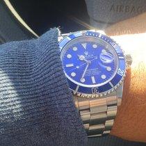 Rolex Submariner Date Steel 40mm Blue No numerals United States of America, California, Sylmar