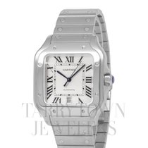 Cartier Santos 100 Steel 41mm Silver Roman numerals United States of America, New York, Hartsdale