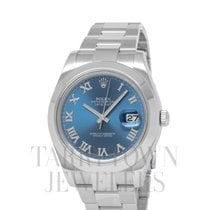 Rolex 116300 Steel 2013 Datejust II 41mm pre-owned United States of America, New York, Hartsdale