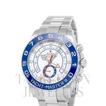 Rolex 116680 Steel 2018 Yacht-Master II 44mm pre-owned United States of America, New York, Hartsdale