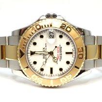 Rolex 168623 Acero y oro 2005 Yacht-Master 35mm usados