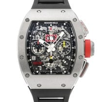 Richard Mille RM 011 49.9mm Cерый