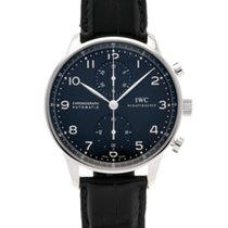 IWC Steel 40.9mm Automatic IW371447 pre-owned