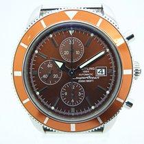 Breitling Superocean Heritage Chronograph Acero 46mm Bronce Sin cifras España, Huesca