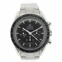 Omega Speedmaster Professional Moonwatch Stahl 40mm Schwarz Schweiz, Geneva