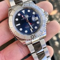 Rolex Yacht-Master 40 Steel 40mm Blue United States of America, Texas, Houston