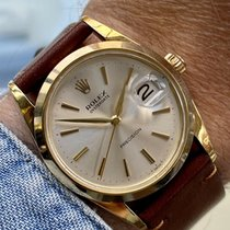 Rolex Oyster Precision Very good Gold/Steel 34mm Manual winding United Kingdom, Norwich