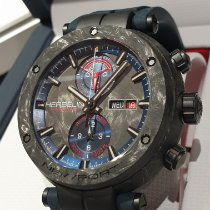 Michel Herbelin Carbon 46mm Automatic Michel herbelin 288/CN45CB new