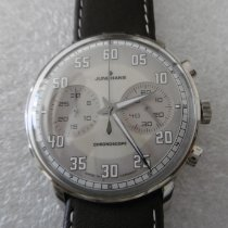 Junghans Meister Driver Steel 40,8mm Arabic numerals