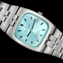 Omega Constellation pre-owned 33mm Steel