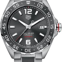 TAG Heuer Formula 1 Calibre 5 Ceramic 43mm Grey Arabic numerals United States of America, New York, Bellmore