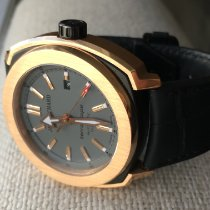 JeanRichard Rose gold 46mm Automatic 60500-56-207-BB60 pre-owned United States of America, Florida, Orlando