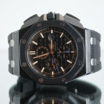 Audemars Piguet 26405CE.OO.A002CA.02 Céramique 2017 Royal Oak Offshore Chronograph 44mm occasion