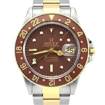 Rolex GMT-Master 1675 Fair Gold/Steel 40mm Automatic