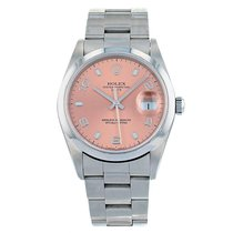 Rolex Oyster Perpetual Date Acier 34mm Arabes France, Paris